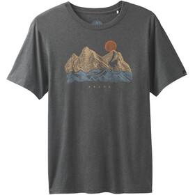 Prana Coronado Shortsleeve Shirt Men grey